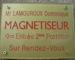 Dominique Lamouroux - SENNEÇAY - Le désenvoûtement